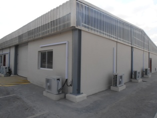 Al Batina International Engineering & services LLC